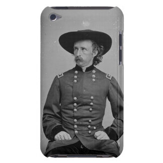 General George Armstrong Custer by Mathew Brady iPod Case-Mate Cases