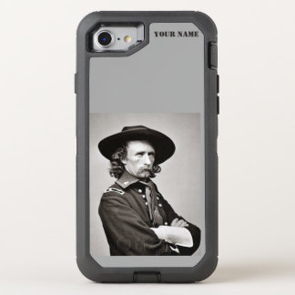 GENERAL GEORGE ARMSTRONG CUSTER OtterBox DEFENDER iPhone 7 CASE