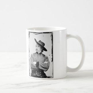 General George Custer Basic White Mug