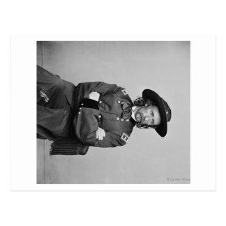 General George Custer  Photograph #1 Postcard