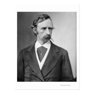 General George Custer Postcard