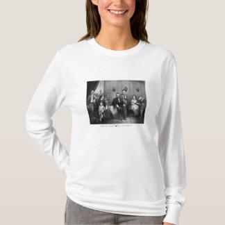General Grant And His Family -- Civil War T-Shirt