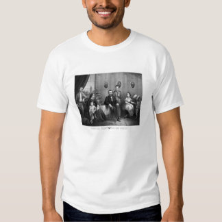 General Grant And His Family -- Civil War T Shirts