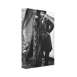 General Grant Stretched Canvas Print