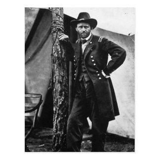 General Grant Post Card