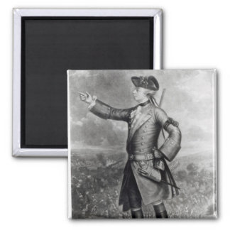 General James Wolfe Magnet