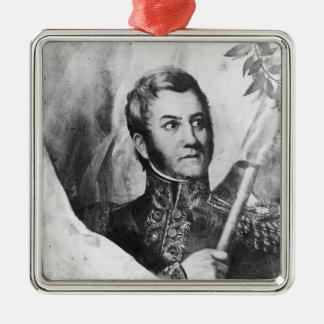 General Jose de San Martin Christmas Ornament