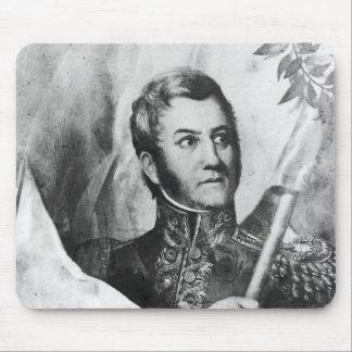 General Jose de San Martin Mouse Mat
