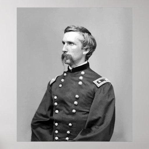 General Joshua Lawrence Chamberlain Poster