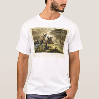 General Kearny's Charge in the Battle of Chantilly T-Shirt