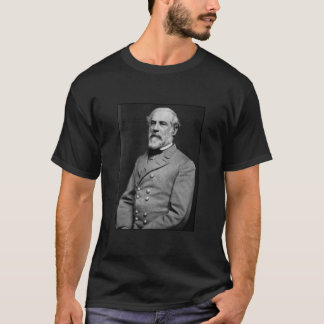 General lee and quote - black T-Shirt