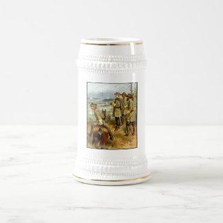 General Lee at The Battle of Fredericksburg Beer Steins