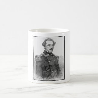 General Lee Basic White Mug