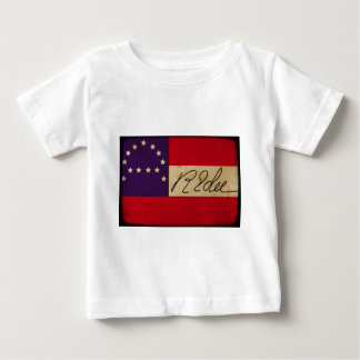 General Lee Headquarters Flag with Signature Tee Shirts