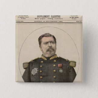 General Louis Nicolas Davout 15 Cm Square Badge