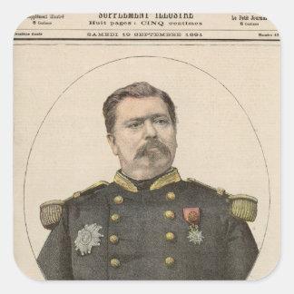 General Louis Nicolas Davout Square Sticker