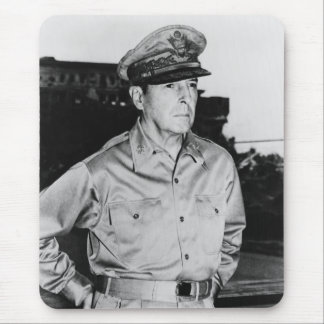 General MacArthur Mouse Pad
