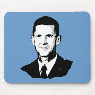 General McChrystal Mouse Pad