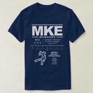 General Mitchell International Airport MKE T-Shirt
