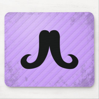 General Mustache Mouse Pad