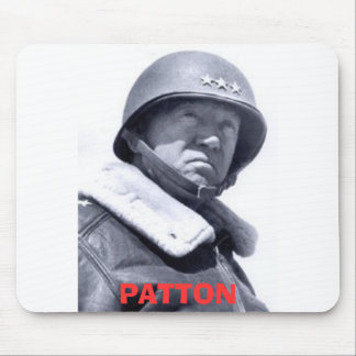 GENERAL PATTON MOUSE PAD