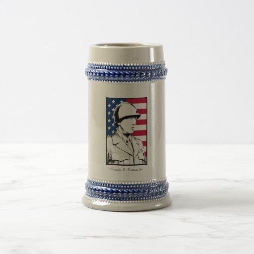 General Patton Coffee Mugs
