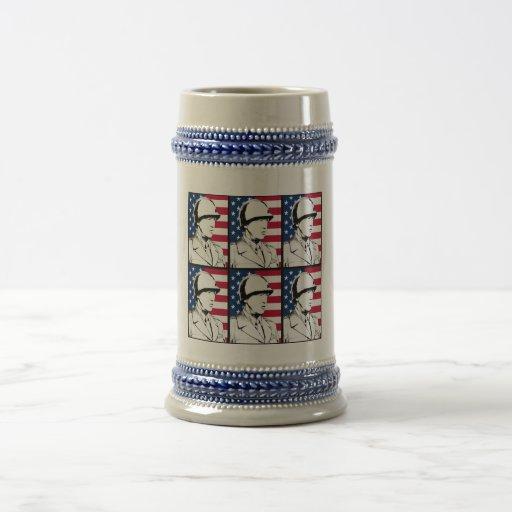 General Patton Coffee Mug