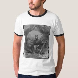 General Philip Sheridan -- Civil War Hero Tee Shirts