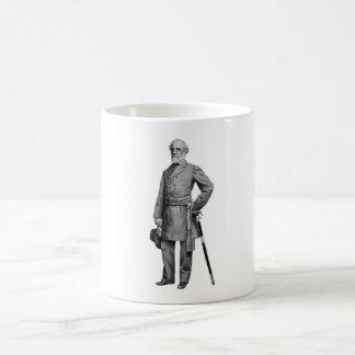 General Robert E. Lee Basic White Mug