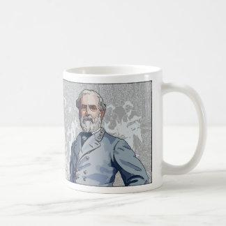 General Robert E. Lee Confederate Mug