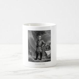 General Robert E. Lee Classic White Coffee Mug
