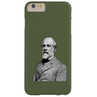 General Robert E. Lee USA Army Green Barely There iPhone 6 Plus Case