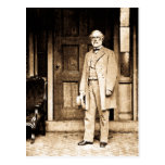 General Robert E. Lee Vintage Mathew Brady Postcard