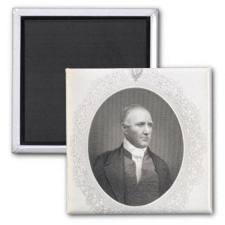 General Samuel Houston Magnet