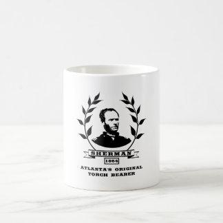General Sherman - Atlanta's Original Torch Bearer Basic White Mug