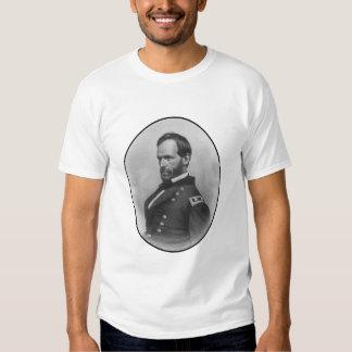General Sherman -- Civil War Hero T Shirt