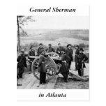 General Sherman in Atlanta, 1864