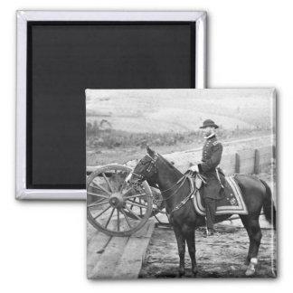 General Sherman in Atlanta, 1864 Magnet