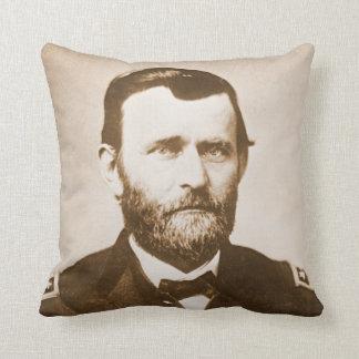 General Ulysses Grant c1865 Pillow