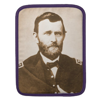 General Ulysses Grant c1865 Sleeves For iPads