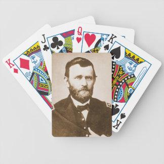 General Ulysses Grant c1865 Card Decks