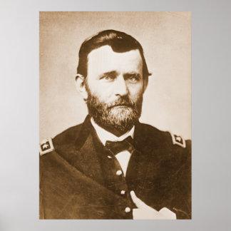 General Ulysses Grant c1865 Poster