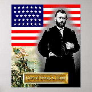 General Ulysses S Grant 2 Print