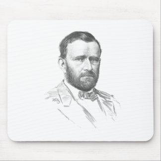 General Ulysses S Grant -- Civil War Mousepads
