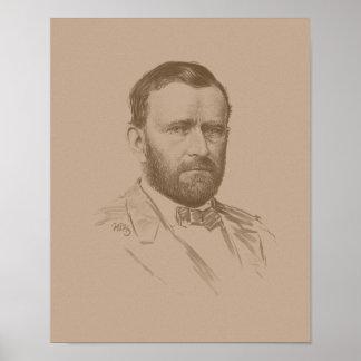 General Ulysses S Grant -- Civil War Posters