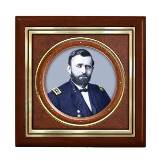 General Ulysses S. Grant Trinket Boxes