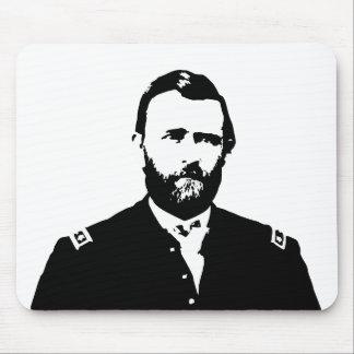 General Ulysses S Grant Mousepads