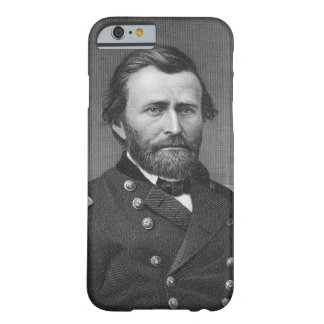 General Ulysses Simpson Grant, engraved after a da Barely There iPhone 6 Case