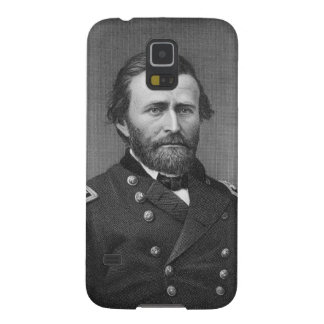General Ulysses Simpson Grant, engraved after a da Galaxy S5 Cases