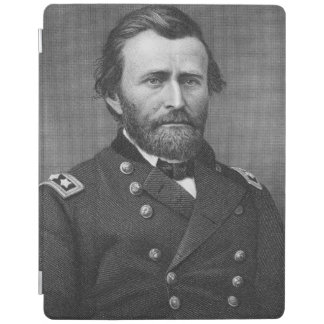 General Ulysses Simpson Grant, engraved after a da iPad Cover